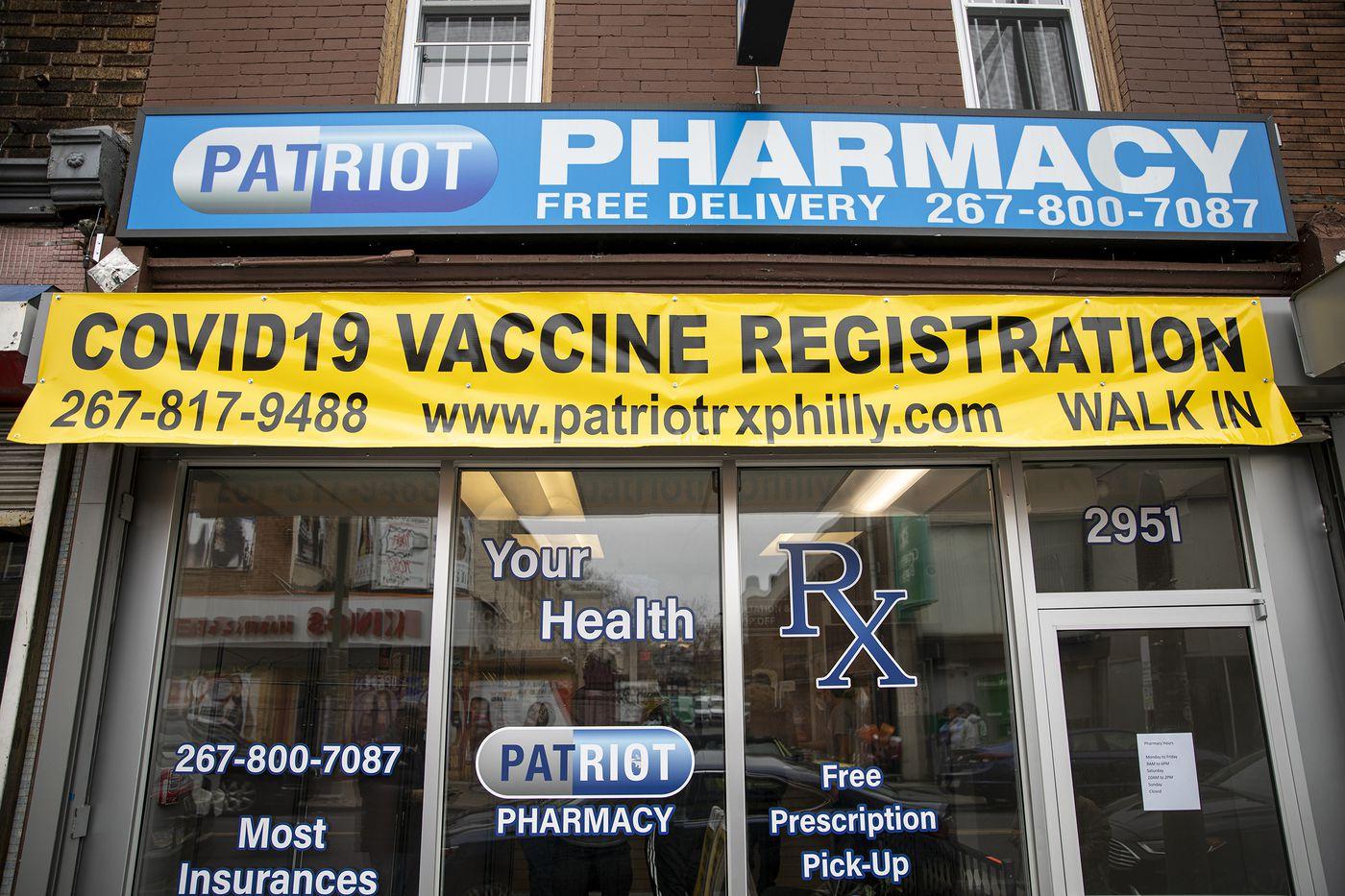 patriot pharmacy north philadelphia pa